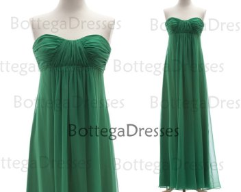 Bridesmaid dress, by BottegaDresses on etsy.com