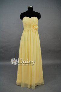 Bridesmaid dress, by DaisyBridalHouse on etsy.com