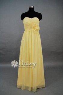 Bridesmaid dress, by DaisyBridalHouse on etsy.com