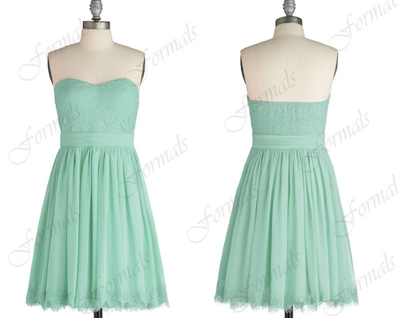 Mint and gold wedding the merry bride for Mint and gold wedding dress