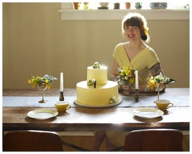 Butter yellow wedding inspiration {via beforethebigday.co.uk}