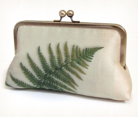 Clutch purse, by redrubyrose on etsy.com
