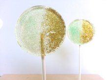 Lollipop wedding favours, by SweetCarolineConfect on etsy.com