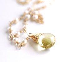 Necklace, by GlitzGlitter on etsy.com