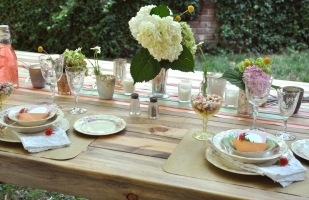 Table setting idea {via fullhdwal.com}