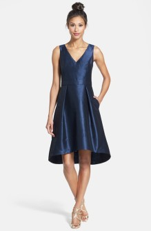 Alfred Sung bridesmaid dress, from nordstrom.com