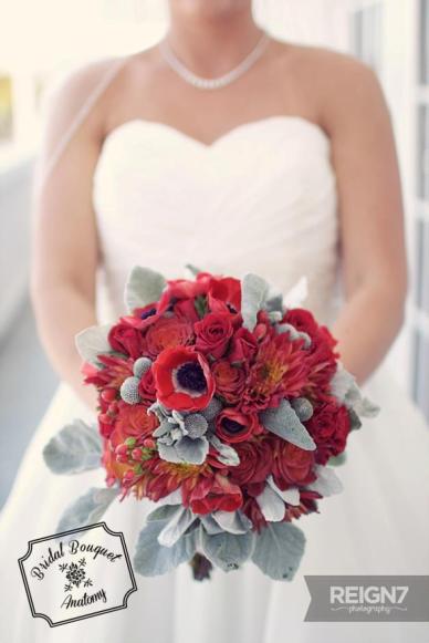 Bouquet idea {via aisleready.com}