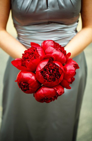 Bouquet inspiration {via weddingobsession.com}