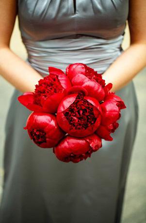Bouquet inspiration {via weddingobsession.com}