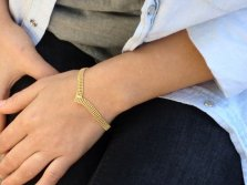 Bracelet, by milijewelries on etsy.com