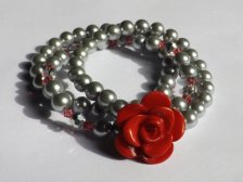 Bracelet, by SubtleExpressions on etsy.com