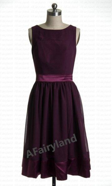 Bridesmaid dress, by AFairyland on etsy.com