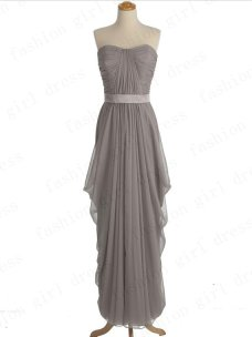 Bridesmaid dress, by fashiongirldress on etsy.com