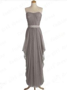 Bridesmaid dress, by fashiongirldress on etsy.com