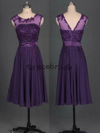 Bridesmaid dress, by Gracebride on etsy.com