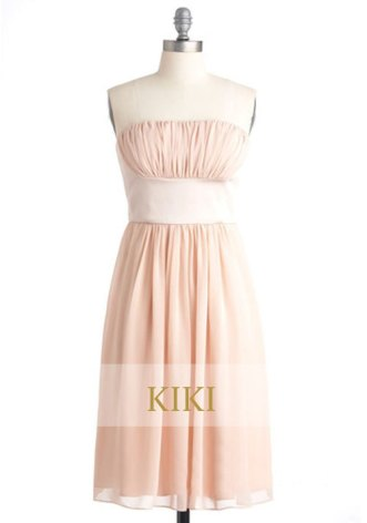 Bridesmaid dress, by KikiStory on etsy.com