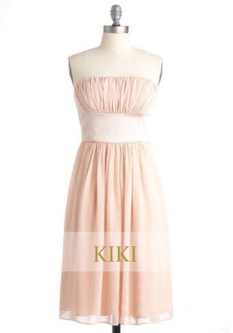Bridesmaid dress, by KikiStory on etsy.com
