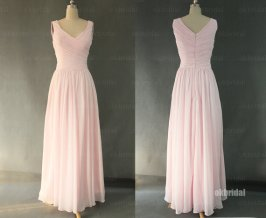 Bridesmaid dress, by okbridal on etsy.com