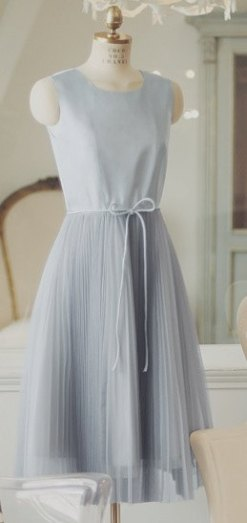 Bridesmaid dress, by TheLittleFrenchGirl on etsy.com