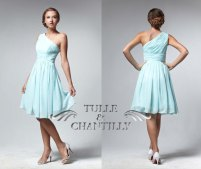 Bridesmaid dress, by TulleandChantilly on etsy.com