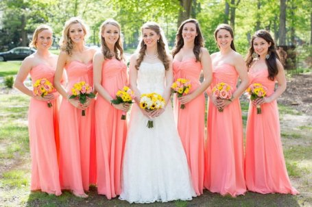 Bridesmaid dresses, by DressbLee on etsy.com