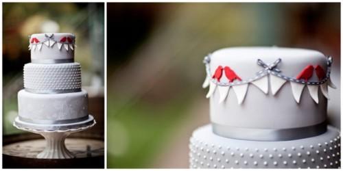 Cake idea {via weddingwhimsy.tumblr.com}