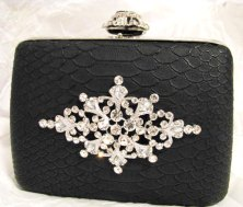 Clutch purse, by weddingswithflair on etsy.com