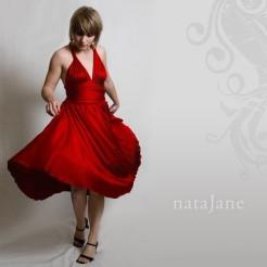 Convertable bridesmaid dress, by nataJane on etsy.com