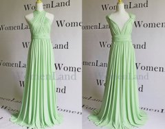 Convertable bridesmaid dress, by WomenLand on etsy.com