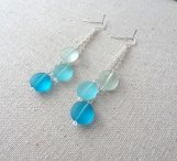 Earrings, by cjsseashop on etsy.com