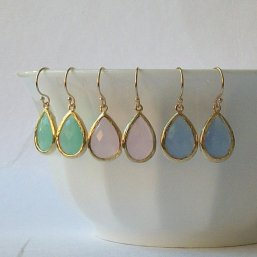 Earrings, by PeriniDesigns on etsy.com