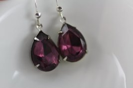 Earrings, by simplychic93 on etsy.com