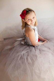 Flower girl dress, by HippityHootNotion on etsy.com