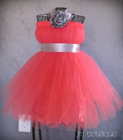 Flower girl dress, by JMBoutique1 on etsy.com