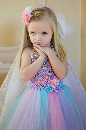 Flower girl dress, by krystalhylton on etsy.com