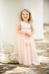 Flower girl dress, by MiaLorenBoutique on etsy.com