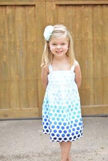 Flower girl dress, by PalmValleyKids on etsy.com