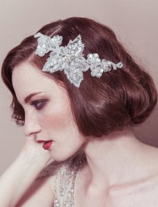Hair accessory, by dcbouquets on etsy.com