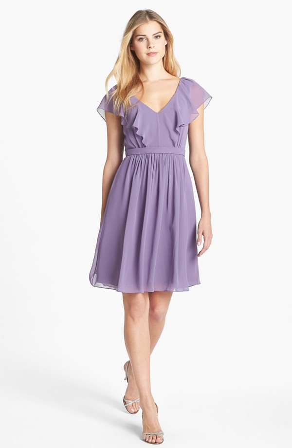 Encantador Jenny Yoo Wedding Dresses Inspiración - Ideas de Vestidos ...