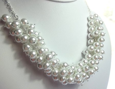 Necklace, by DelaneyJeanJewelry on etsy.com
