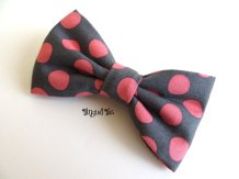 Pageboy bow tie, by TangledTiesBowTies on etsy.com