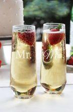 Stemless champagne flutes {via shop.nordstrom.com}