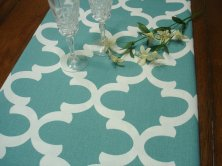 Table runner, by ThePillowCo on etsy.com