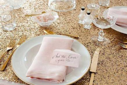 Table setting idea {via stellareventsco.com}