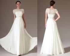 Wedding dress, by STHNAB on etsy.com