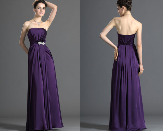 Royal blue and purple wedding | The Merry Bride - photo #31