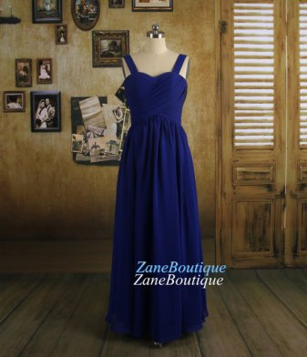 Bridesmaid dress, by ZaneBoutiqueDress on etsy.com