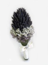 Dried lavender bouquet, by naturelview on etsy.com