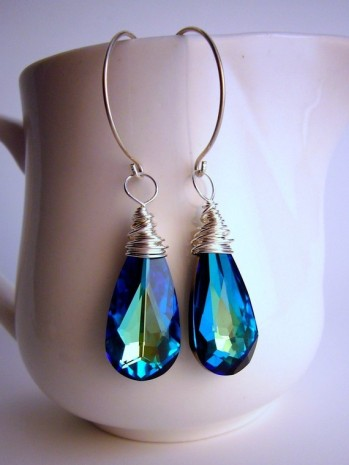 Earrings, by EstyloJewelry on etsy.com