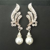 Earrings, by luxedeluxe on etsy.com